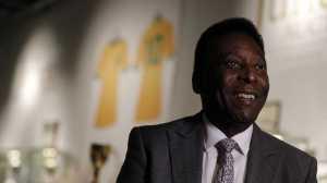 Pele arrives in Nigeria Wednesday, leads Kanu, Rufai to YEDA Legend Camp